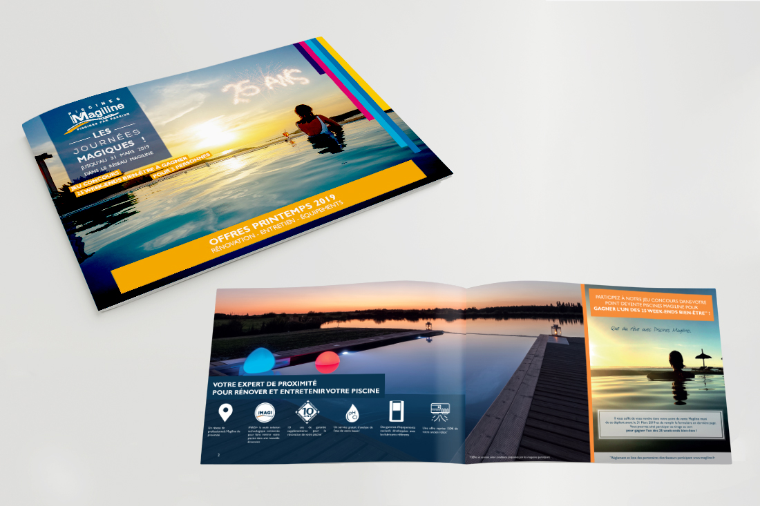 brochure rénovation piscines magiline 2019